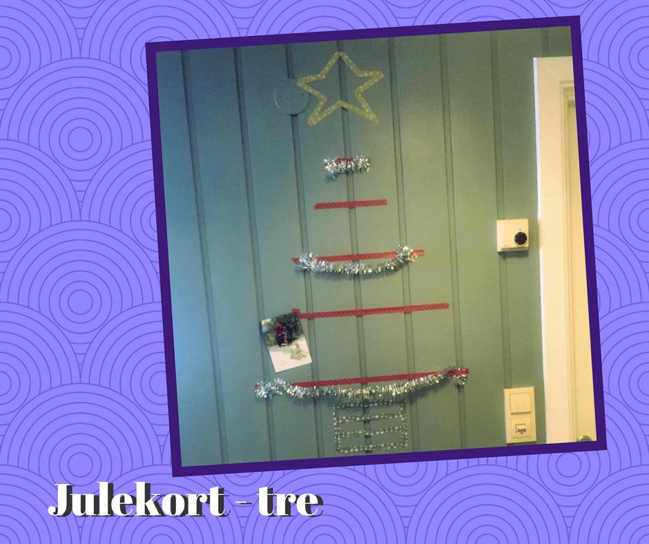 04.12 – Deco time! Julekorttre