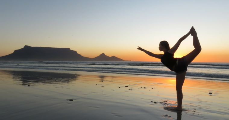 4 uker på vegetarmat – yoga og kosthold
